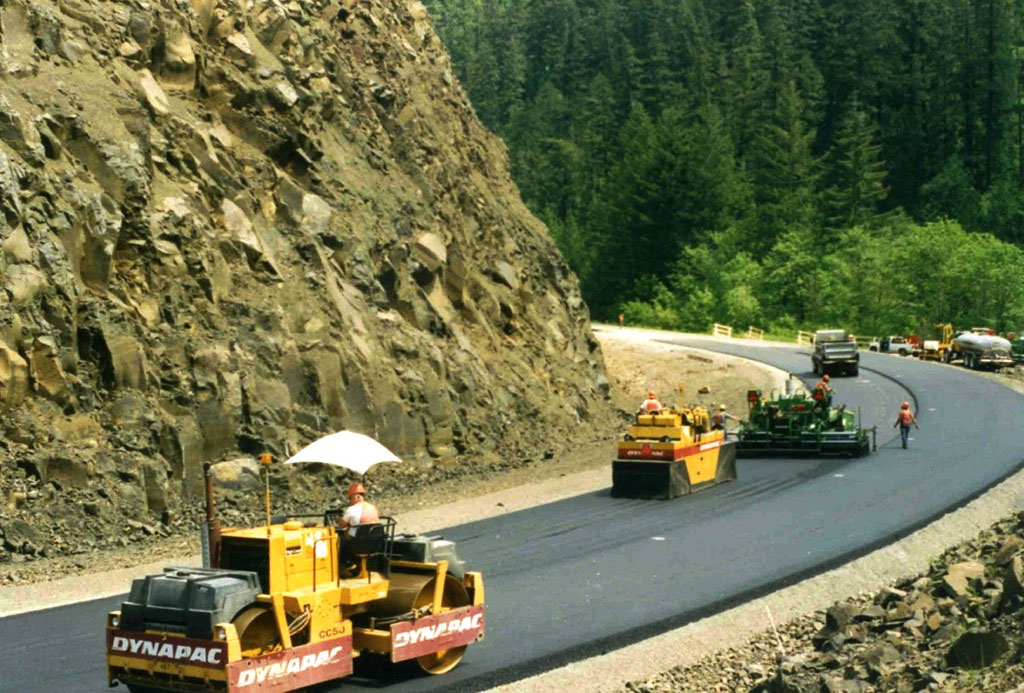 How Many Miles From >> North Santiam Paving Company | Paving in Oregon - North Santiam Paving Compay